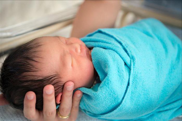 асфиксия новорожденных последствия