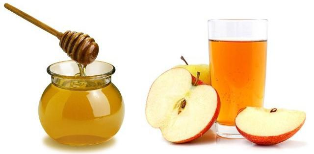 вода с медом при гастрите