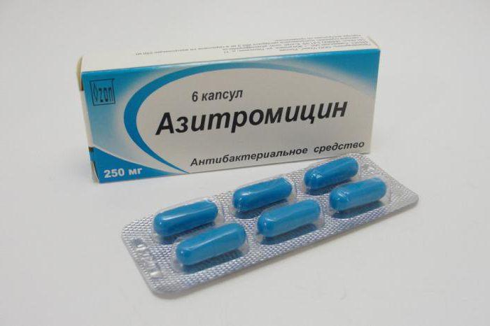 какие антибиотики принимать при воспалении суставов
