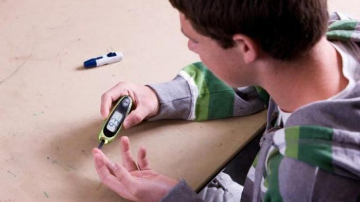 сахарный диабет у подростков симптомы особенности