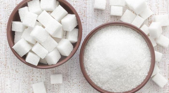 фруктоза при сахарном диабете 2 типа