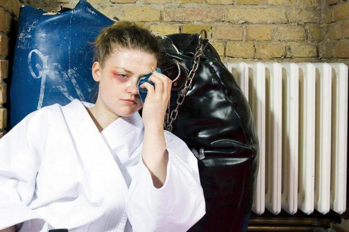 Чем лечить гематому на лице