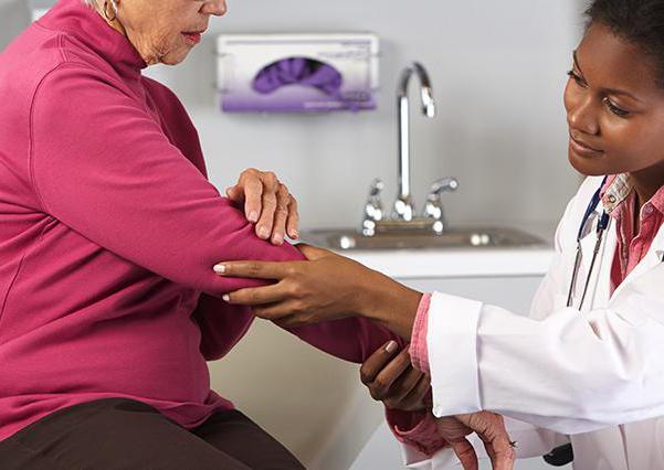 руки при ревматоидном артрите