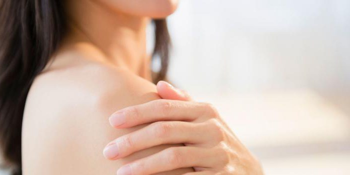 Аллергический дерматит пузыри