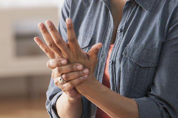 Сестринский процесс при ревматоидном артрите