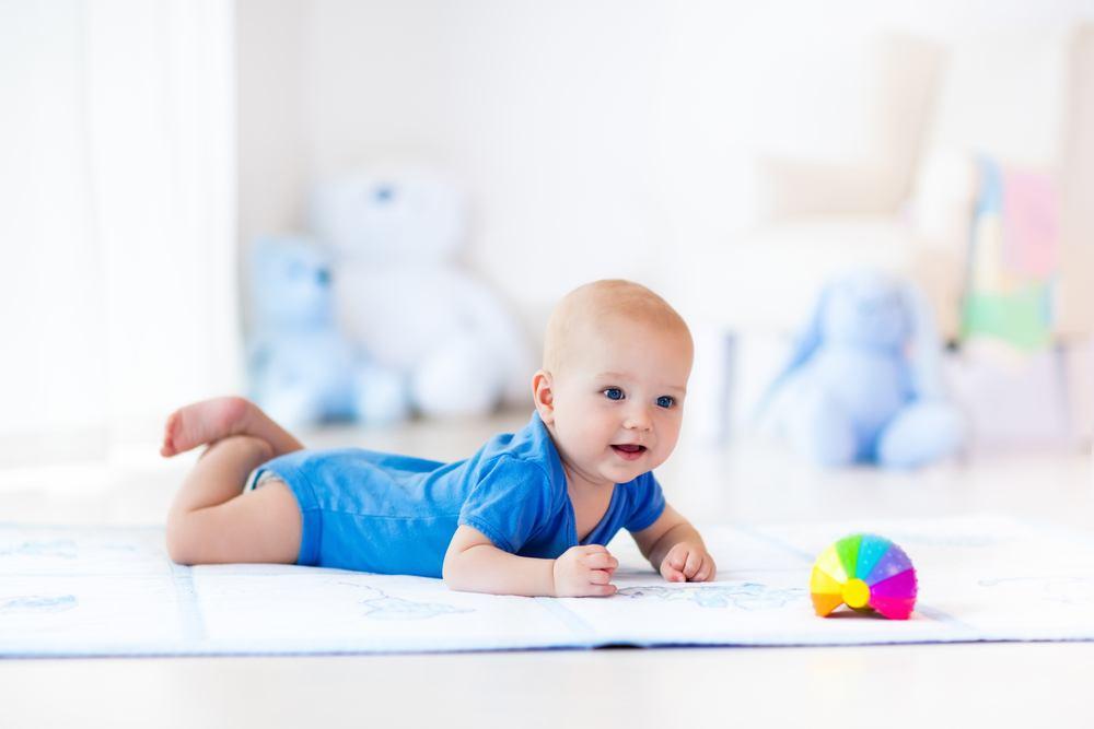Мышечная дистония у детей до года