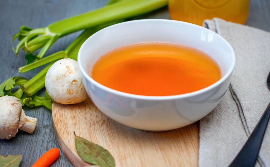 Овощные бульоны при диете