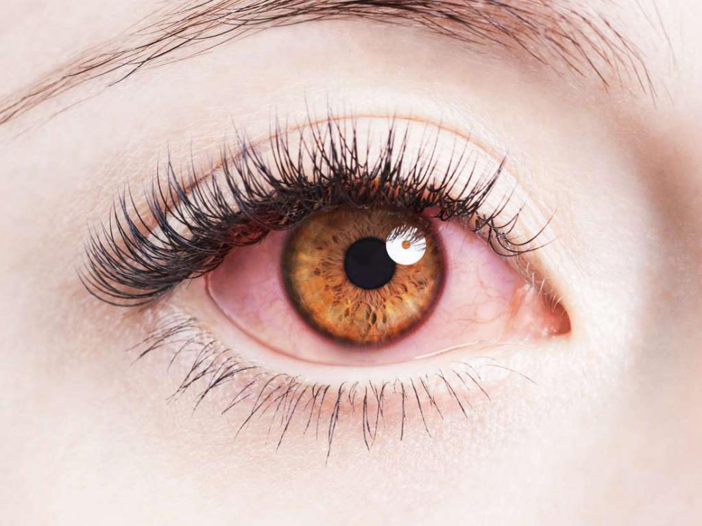 татуаж глаз сколько держится