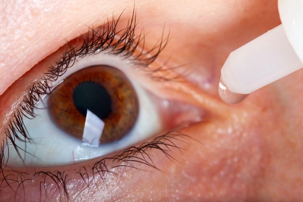 Новокаин капли для глаз