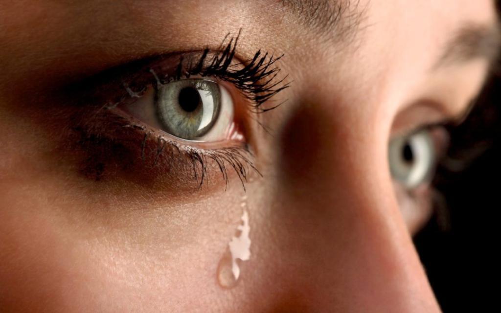 Витамины для глаз от слезоточивости глаз