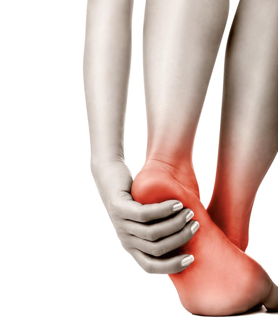 Болит ступня при ходьбе
