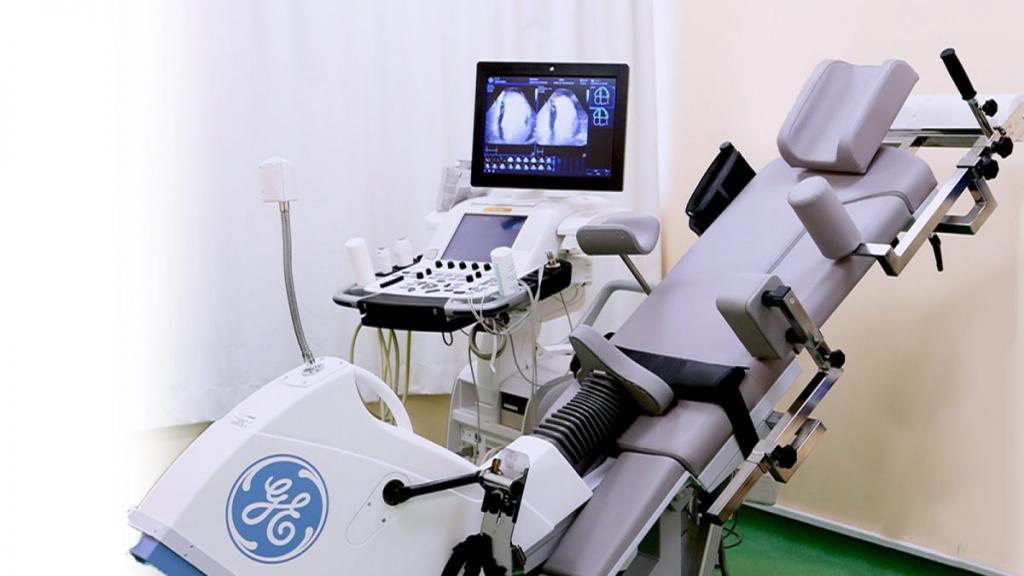 Клиническое оборудование