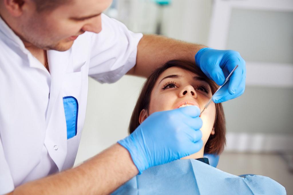 Удаление нерва в клинике