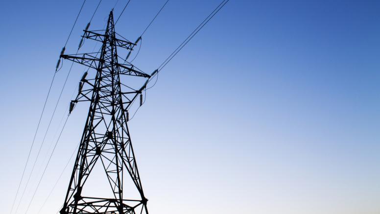 Воздушная электрическая сеть